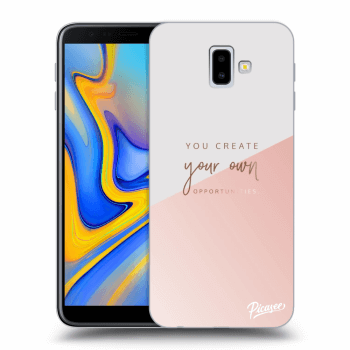 Obal pre Samsung Galaxy J6+ J610F - You create your own opportunities