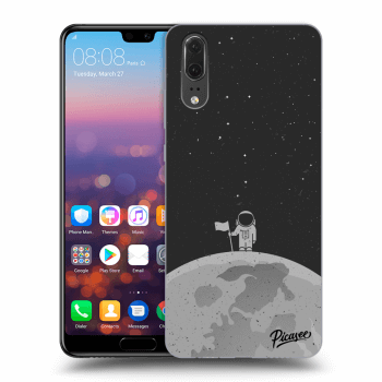 Obal pre Huawei P20 - Astronaut