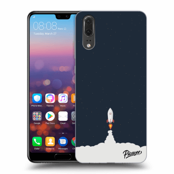 Obal pre Huawei P20 - Astronaut 2