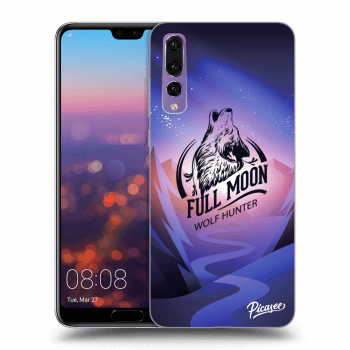 Obal pre Huawei P20 Pro - Wolf