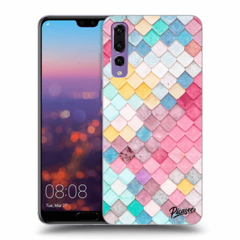 Obal pre Huawei P20 Pro - Colorful roof