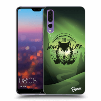 Obal pre Huawei P20 Pro - Wolf life