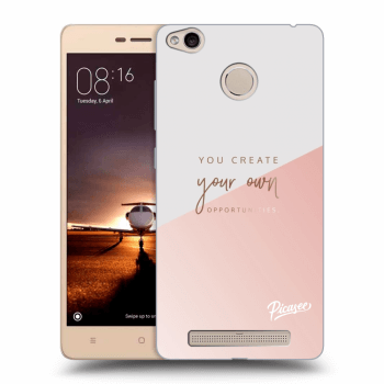 Obal pre Xiaomi Redmi 3s, 3 Pro - You create your own opportunities