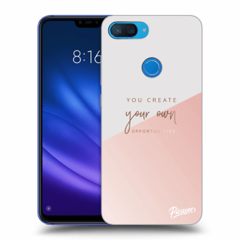 Obal pre Xiaomi Mi 8 Lite - You create your own opportunities