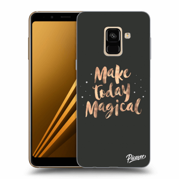 Obal pre Samsung Galaxy A8 2018 A530F - Make today Magical
