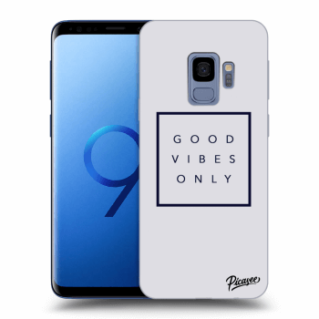 Obal pre Samsung Galaxy S9 G960F - Good vibes only