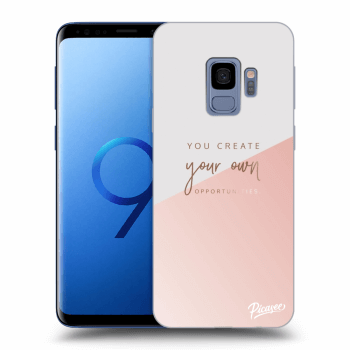 Obal pre Samsung Galaxy S9 G960F - You create your own opportunities