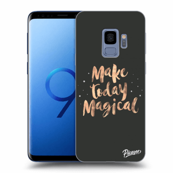 Obal pre Samsung Galaxy S9 G960F - Make today Magical