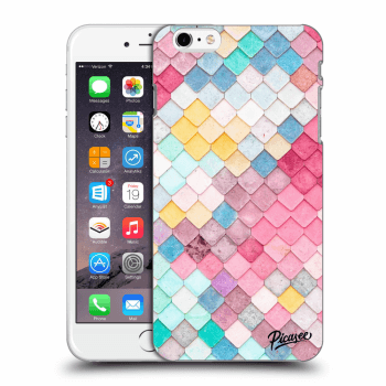 Obal pre Apple iPhone 6 Plus/6S Plus - Colorful roof