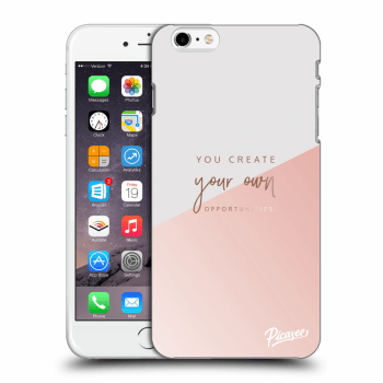Obal pre Apple iPhone 6 Plus/6S Plus - You create your own opportunities