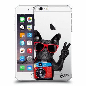Obal pre Apple iPhone 6 Plus/6S Plus - French Bulldog
