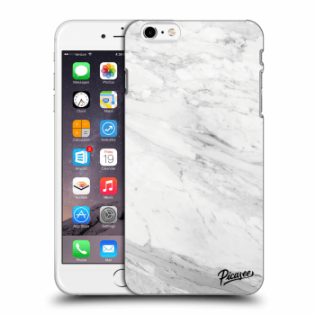 Obal pre Apple iPhone 6 Plus/6S Plus - White marble