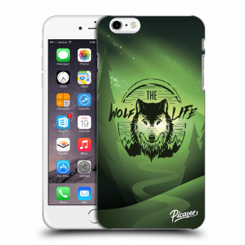 Obal pre Apple iPhone 6 Plus/6S Plus - Wolf life