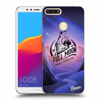 Obal pre Honor 7A - Wolf