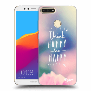 Obal pre Honor 7A - Think happy be happy