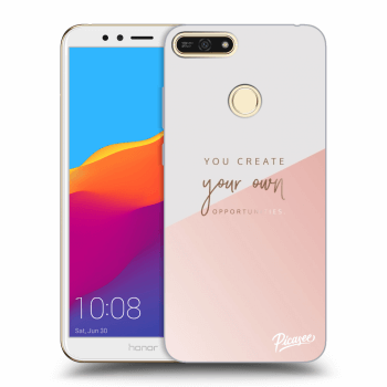 Obal pre Honor 7A - You create your own opportunities
