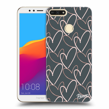 Obal pre Honor 7A - Lots of love