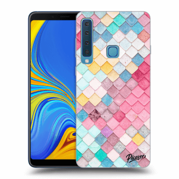 Obal pre Samsung Galaxy A9 2018 A920F - Colorful roof