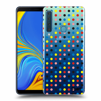 Obal pre Samsung Galaxy A9 2018 A920F - Colorful dots