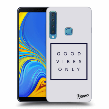 Obal pre Samsung Galaxy A9 2018 A920F - Good vibes only