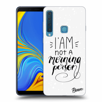 Obal pre Samsung Galaxy A9 2018 A920F - I am not a morning person