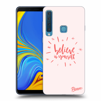 Obal pre Samsung Galaxy A9 2018 A920F - Believe in yourself