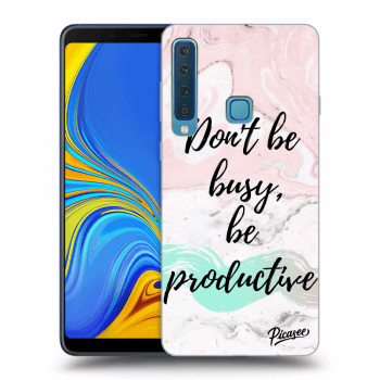 Obal pre Samsung Galaxy A9 2018 A920F - Don't be busy, be productive