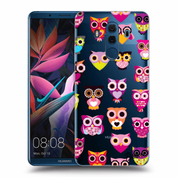 Obal pre Huawei Mate 10 Pro - Owls