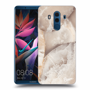 Obal pre Huawei Mate 10 Pro - Cream marble