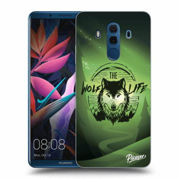 Obal pre Huawei Mate 10 Pro - Wolf life