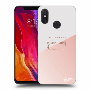 Obal pre Xiaomi Mi 8 - You create your own opportunities