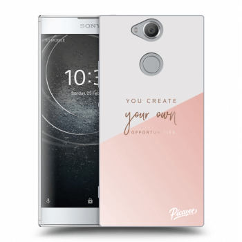 Obal pre Sony Xperia XA2 - You create your own opportunities