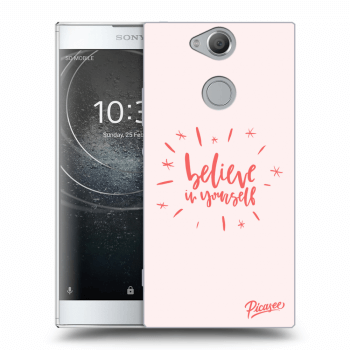 Obal pre Sony Xperia XA2 - Believe in yourself