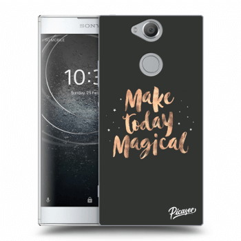 Obal pre Sony Xperia XA2 - Make today Magical