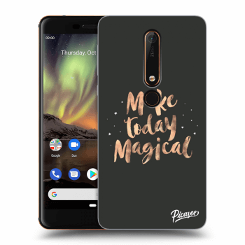 Obal pre Nokia 6.1 - Make today Magical