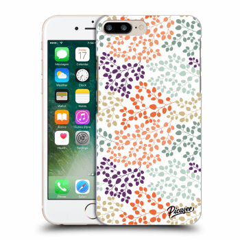 Obal pre Apple iPhone 7 Plus - Leaves 2