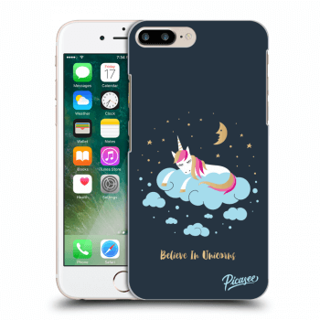 Obal pre Apple iPhone 7 Plus - Believe In Unicorns