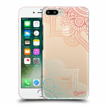 Obal pre Apple iPhone 7 Plus - Flowers pattern