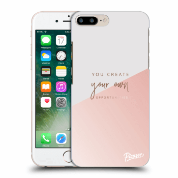Obal pre Apple iPhone 7 Plus - You create your own opportunities