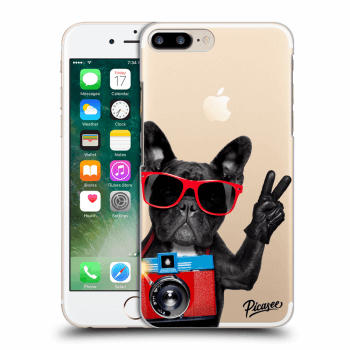 Obal pre Apple iPhone 7 Plus - French Bulldog