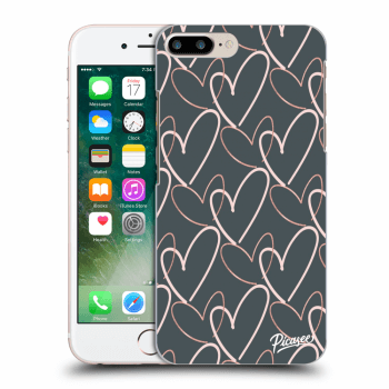 Obal pre Apple iPhone 7 Plus - Lots of love