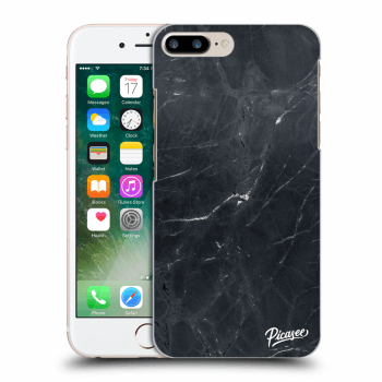 Obal pre Apple iPhone 7 Plus - Black marble