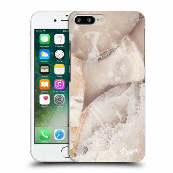 Obal pre Apple iPhone 7 Plus - Cream marble