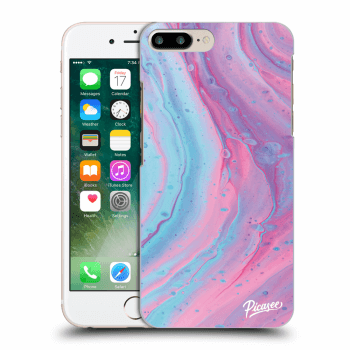 Obal pre Apple iPhone 7 Plus - Pink liquid