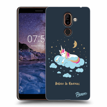 Obal pre Nokia 7 Plus - Believe In Unicorns