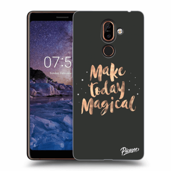 Obal pre Nokia 7 Plus - Make today Magical