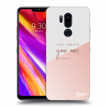 Obal pre LG G7 ThinQ - You create your own opportunities
