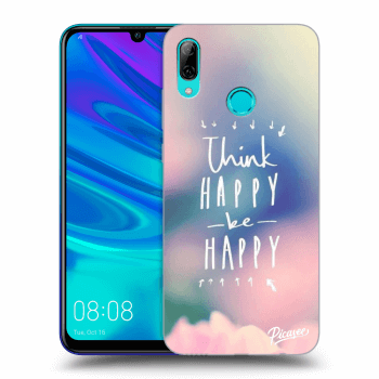 Obal pre Huawei P Smart 2019 - Think happy be happy