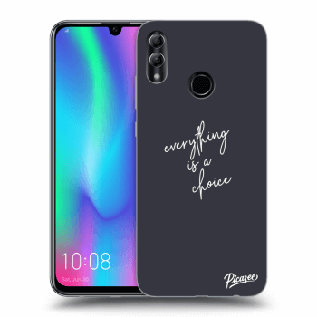 Obal pre Honor 10 Lite - Everything is a choice