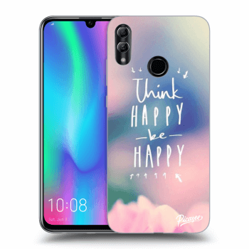 Obal pre Honor 10 Lite - Think happy be happy